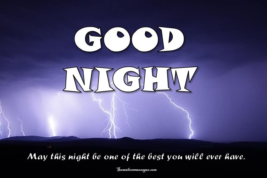 Good Night Prayer for Her