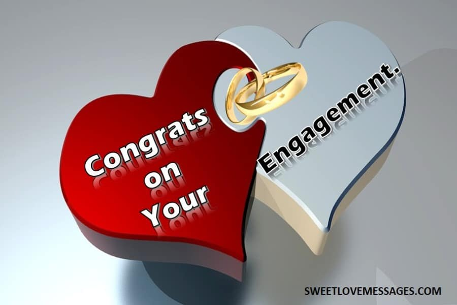 engagement wishes and greetings for someone special in