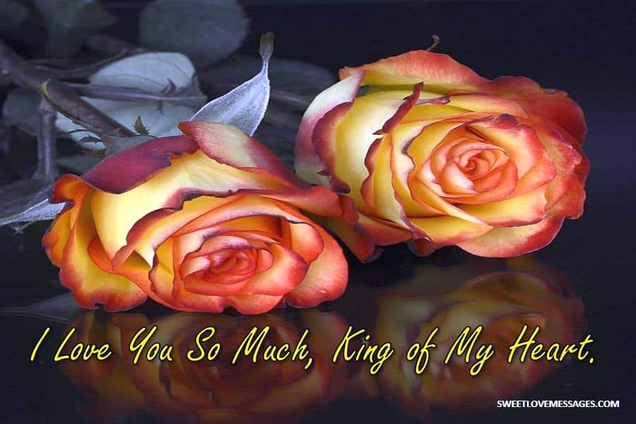 King of My Heart Quotes