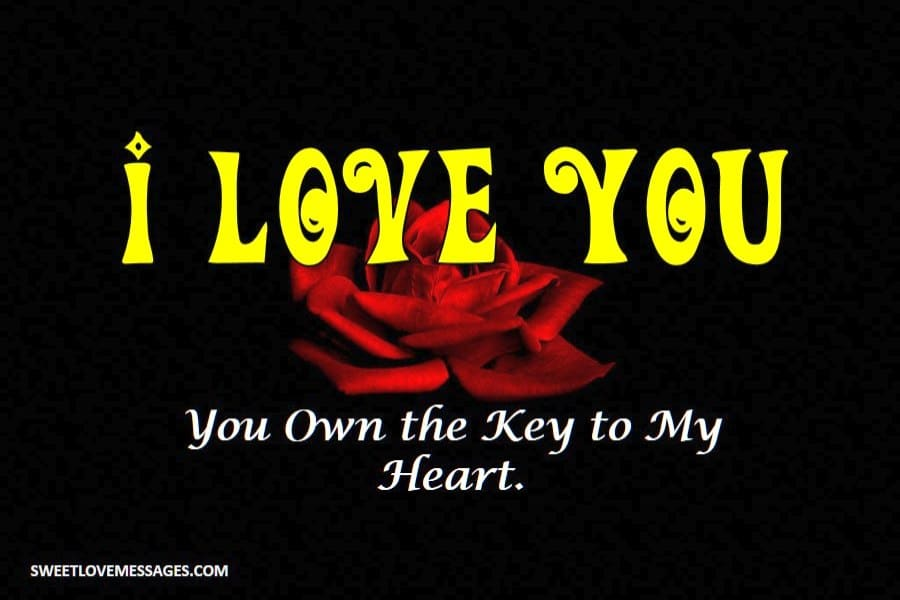 My Love for You Quotes
