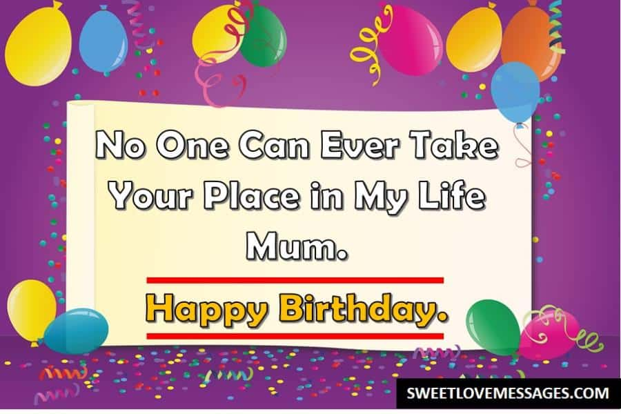 Nice Things to Say to Your Mom on Her Birthday