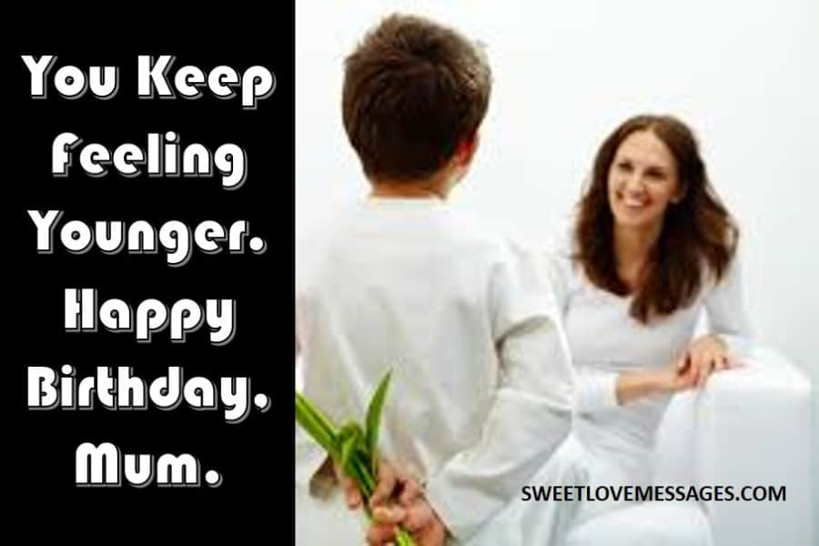 Quotes for Mom on Her Birthday