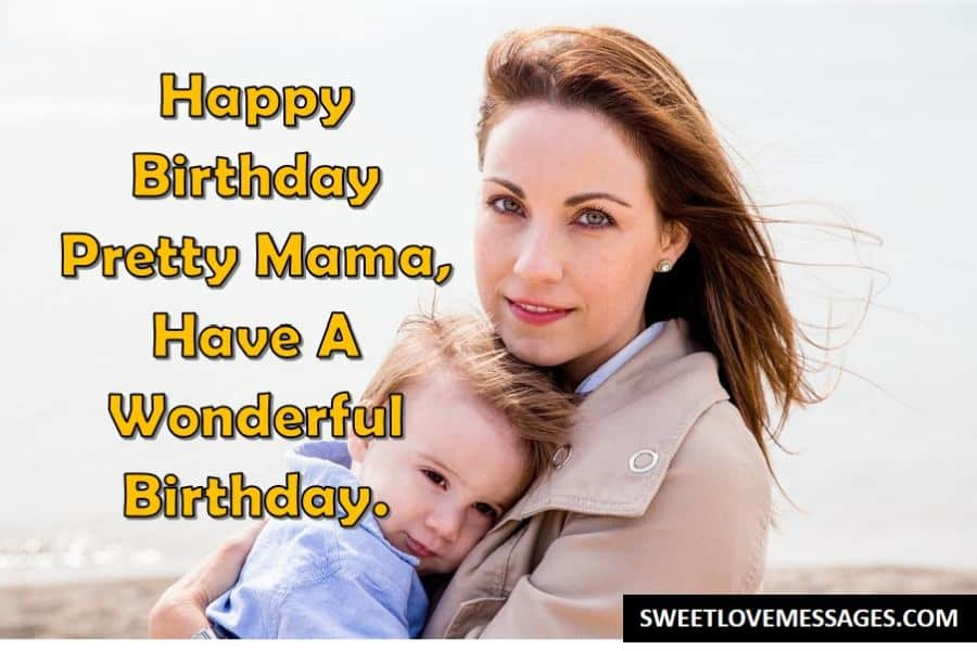 Thoughts for Mom on Her Birthday