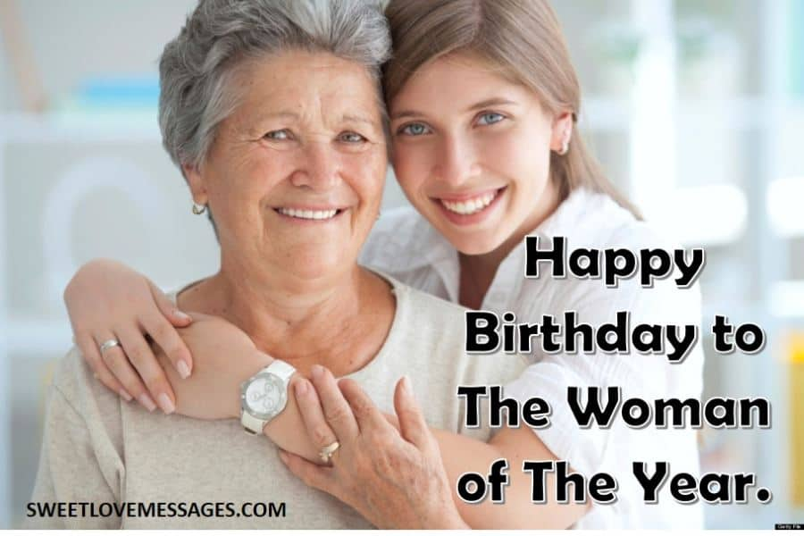 Words for Mother Birthday