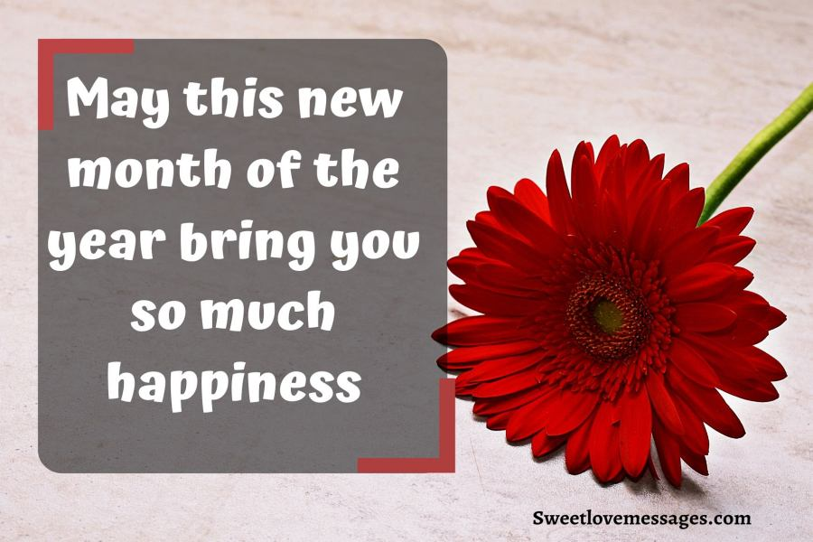 New Month Quotes and Prayers for November
